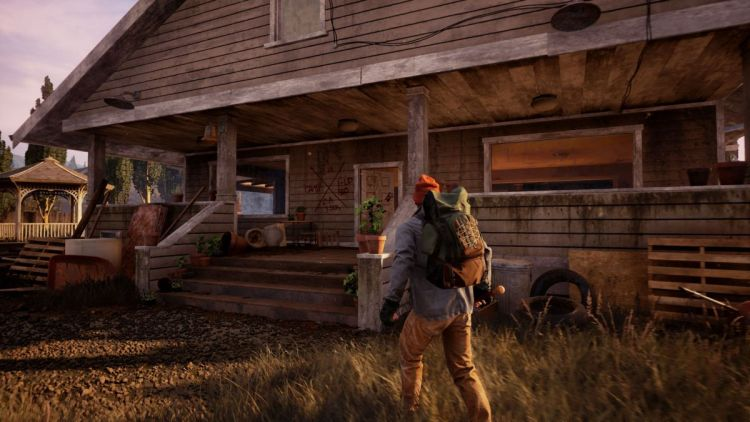 State of Decay 2 home