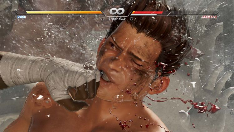 "Dead or Alive 6 is playable at the ""Dead or Alive Showdown 2018"" fan event."