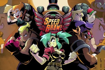 Speed Brawl coming soon this summer.