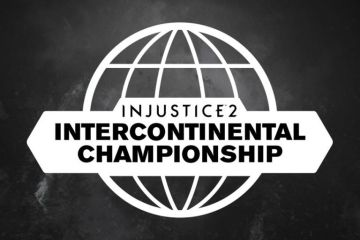 Injustice 2 Pro Series' Intercontinental Championship.