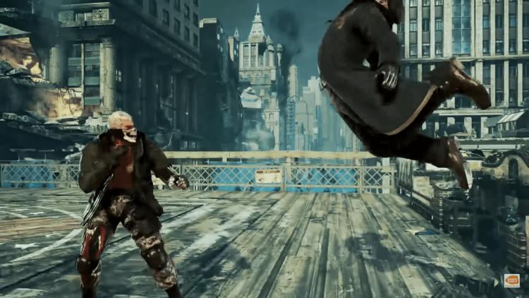 Gameplay changes in Season 2 of Tekken 7.