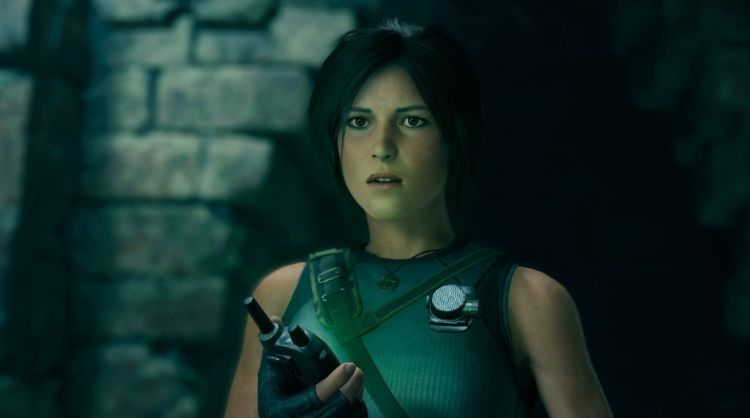 shadow of the tomb raider lara's in for a surprise
