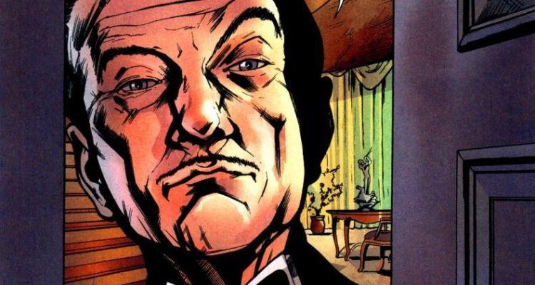 Alfred Pennyworth Batman