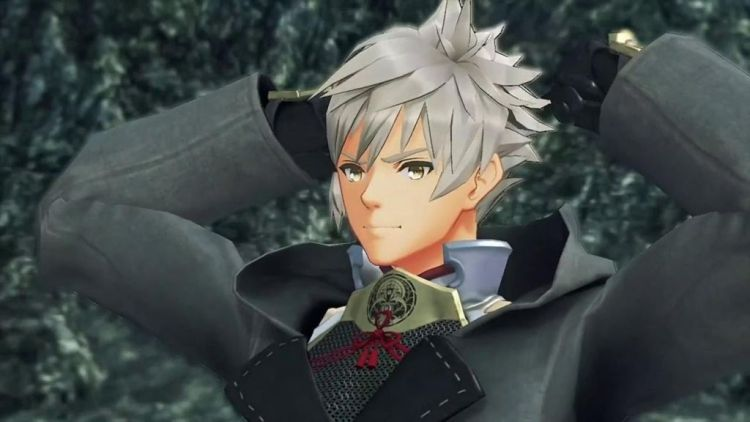 Xenoblade Chronicles 2: Torna - The Golden Country - who exactly is this guy