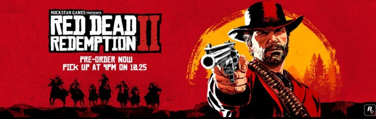 Pick-up Red Dead Redemption 2 early