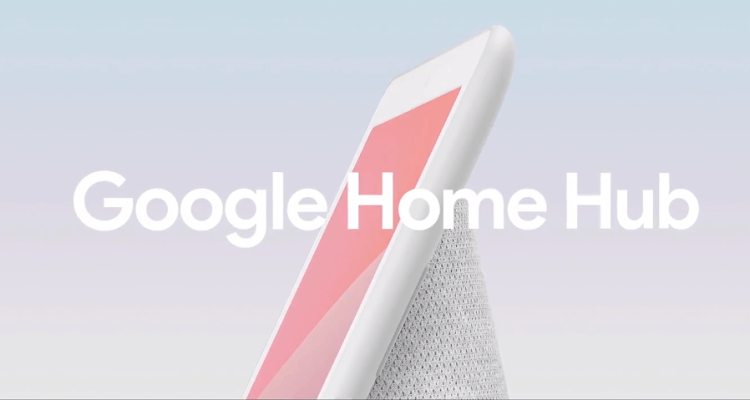 made by google - googlehomehub-header