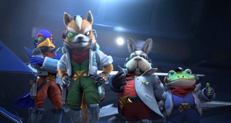 Starlink: Battle For Atlas Star Fox