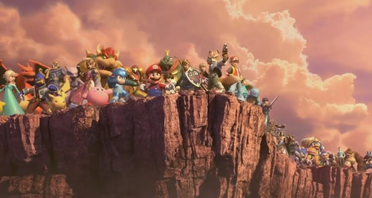 Super Smash Bros Ultimate World Of Light