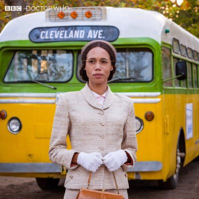 Doctor Who Series 11 Rosa