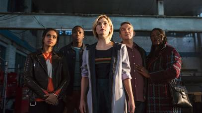 Doctor Who Series 11 The Woman Who Fell to Earth
