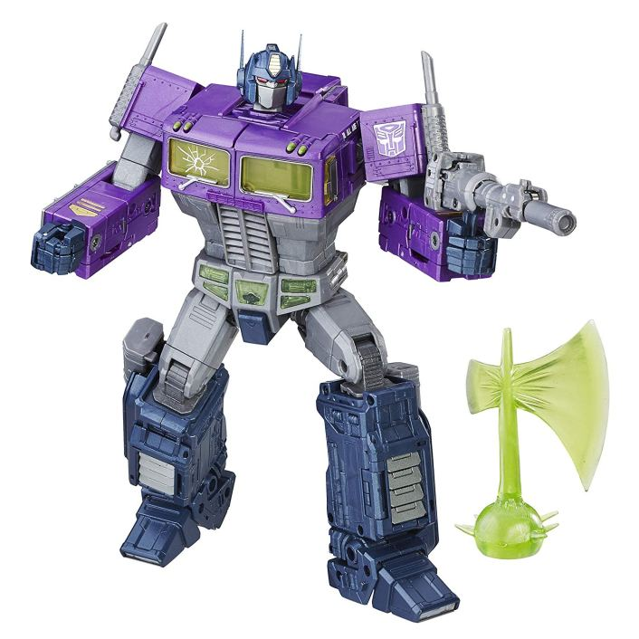 Transformers Masterpiece Shattered Glass Optimus Prime-01