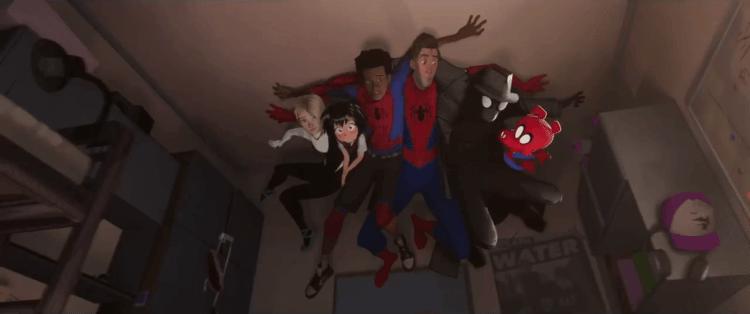 Spider-Man, Spider-Verse, Spider-Gwen, Miles Morales