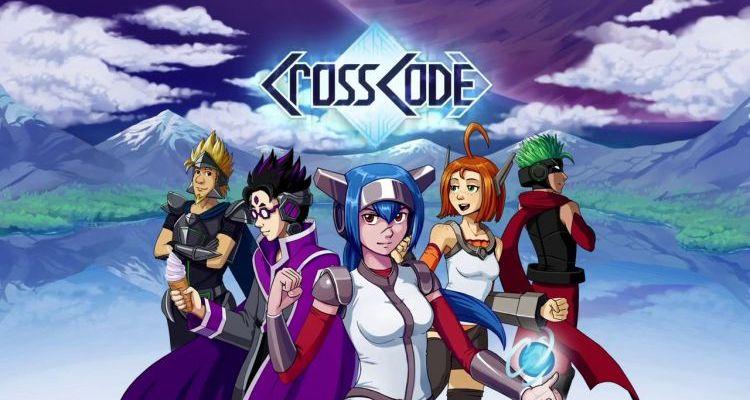 Crosscode RPG