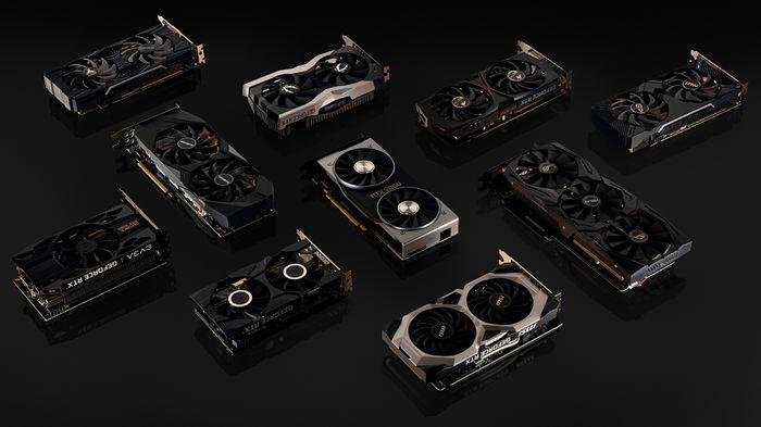 Nvidia RTX 2060 cards
