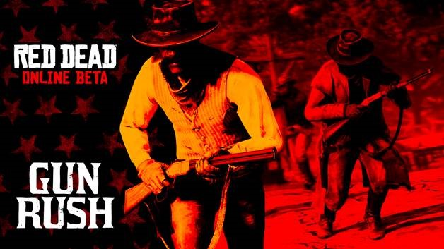 Red Dead Online - Gun Rush