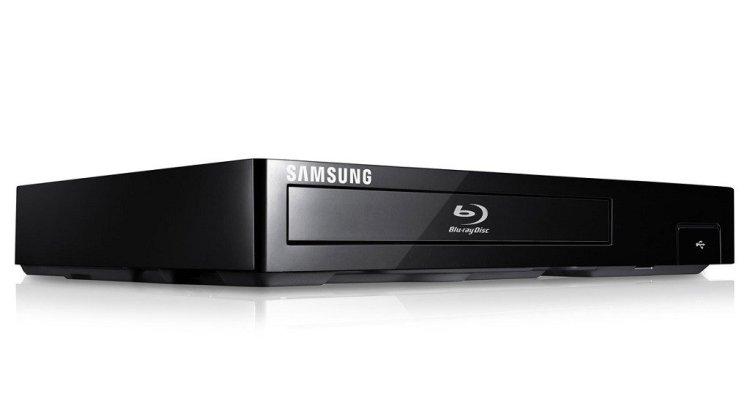 Samsung bluray player discontinued