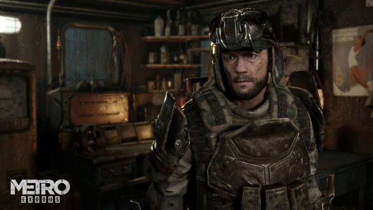 Metro Exodus Review screenshot-sam is not too thrilled about this