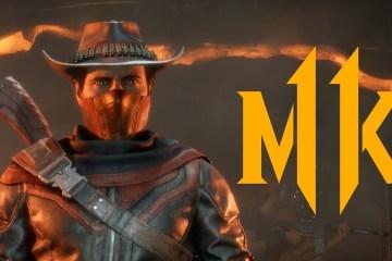 Mortal Kombat 11 - Erron Black Returns