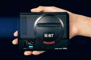 Sega Genesis Mini Announced