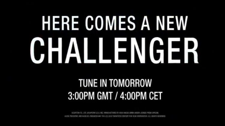 What is Capcom announcing tomorrow?