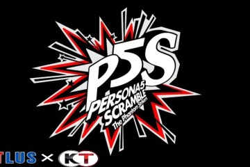 Persona 5 Scramble The Phantom Strikers Header