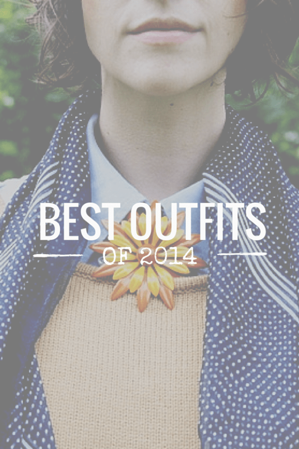 14 Best Outfits of 2014 | The Outfit Repeater