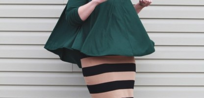 How To Wear Bodycon Clothing For Windy Days