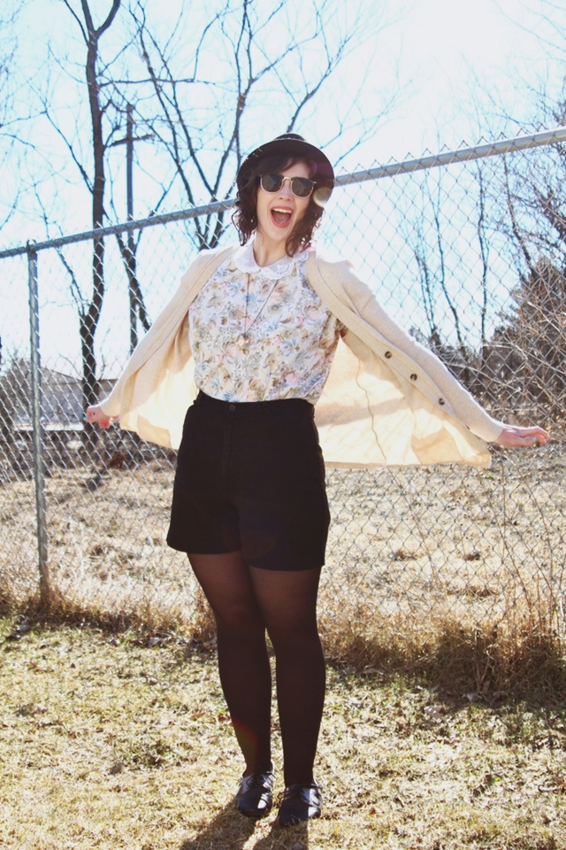 hannah rupp the outfit repeater birthday outfit pretty in pink molly ringwald thrifted