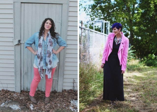 hannah rupp the outfit repeater breast cancer awareness month pink clothes