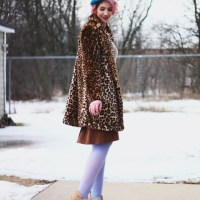 The Leopard Print Coat Of My Dreams