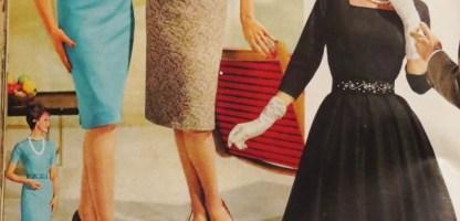 Double Dose of '60s Style | Fashion Flashback