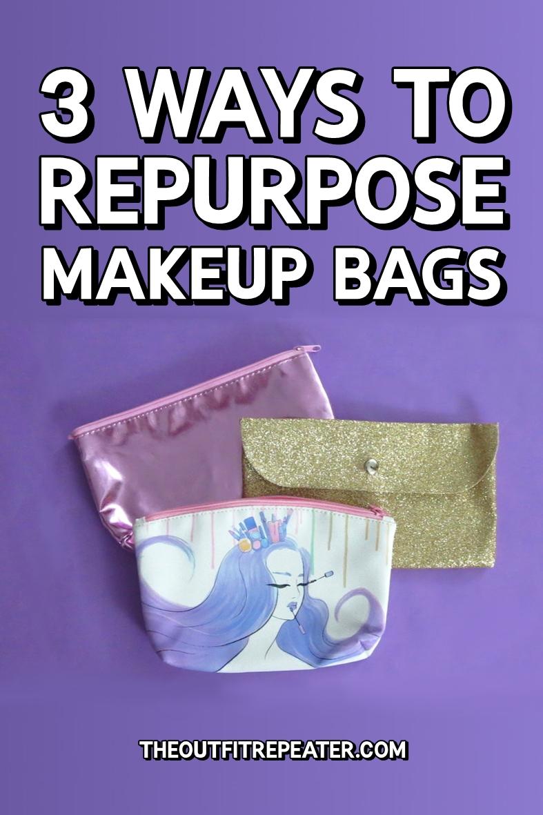diy purse clutch makeup bags cosmetics beauty subscription service video