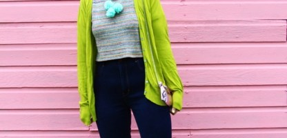 Colorful Outfits To Inspire You This Weekend