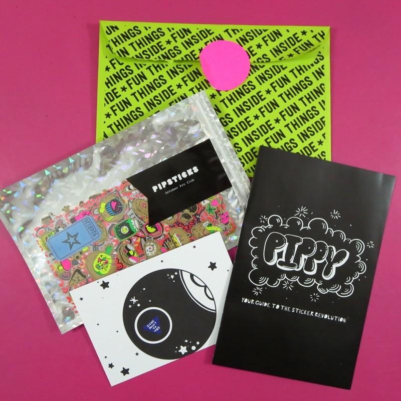 the outfit repeater hannah rupp diy charm bracelet 1980s girl gift present sticker pipsticks sponsored fashion blogger