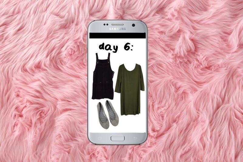 Winter Capsule Wardrobe Challenge: Day 6