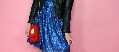 Celebrating in Sequins: My Birthday Outfit