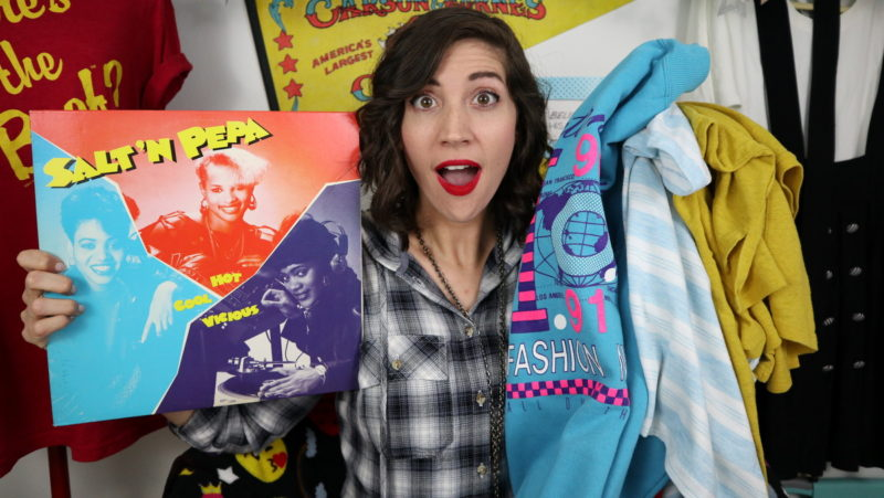 Super Special September Monthly Thrift Haul Video + October Thrifting Wishlist hannah rupp the outfit repeater