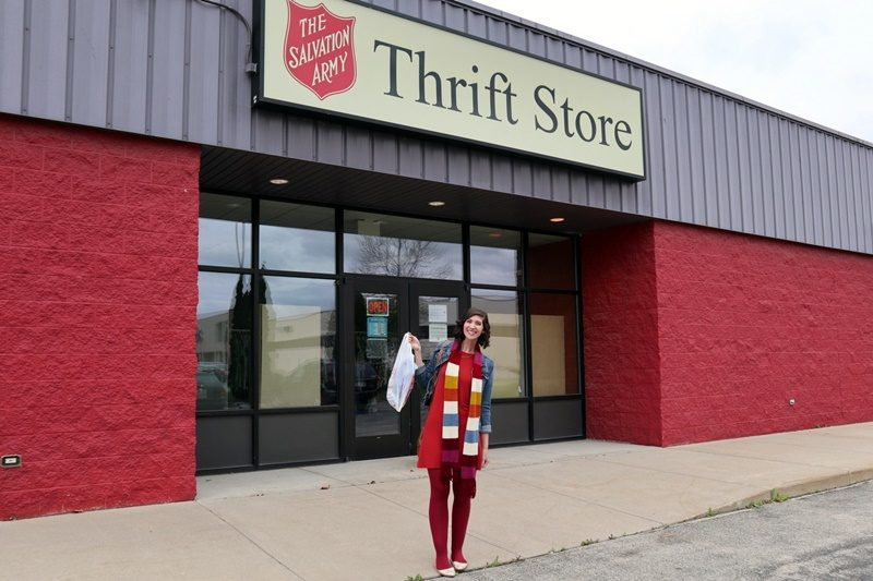 best wisconsin thrift stores hannah rupp the outfit repeater salvation army fond du lac