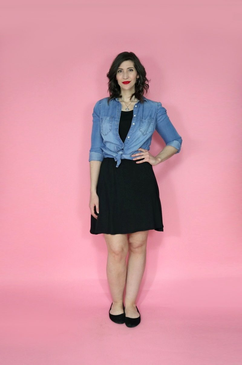 maurices stylist work outfit spring fashion trends hannah rupp wisconsin