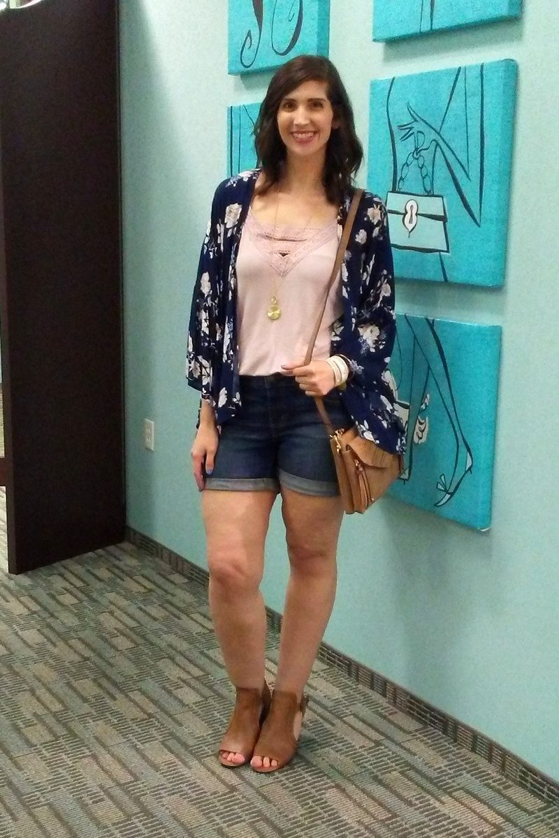 hot july summer work outfits trendy maurices stylist hannah rupp wisconsin