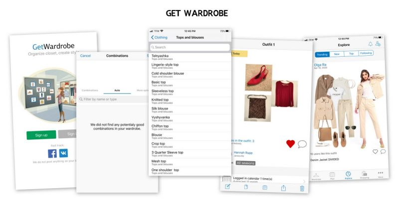 outfit planning app get wardrobe iphone reviews hannah rupp the outfit repeater