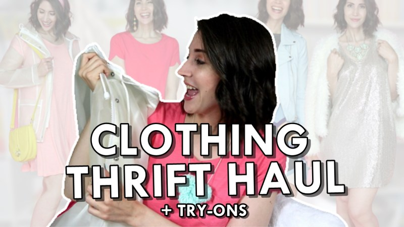 june clothing thrift haul video 2020 with hannah rupp the outfit repeater