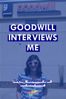goodwill of scwi thrift shopping and sustainability interview