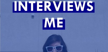 Goodwill Interviews ME About Thrifting!