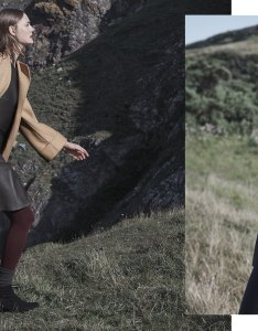For fall winter we  re inspired by the great outdoors traditional textures rich hues and classic silhouettes take centre stage in scottish also outnet iris ink rh theoutnet