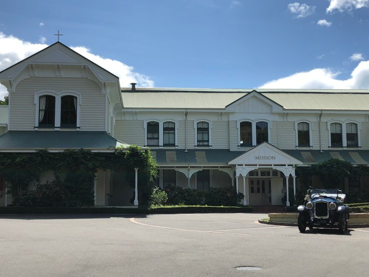 Mission Estate Winery, Napier