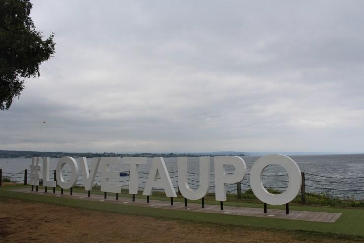 Lake Taupo - New Zealand's Largest #Lake