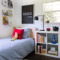 Max's Bedroom Refresh - The Outside & In