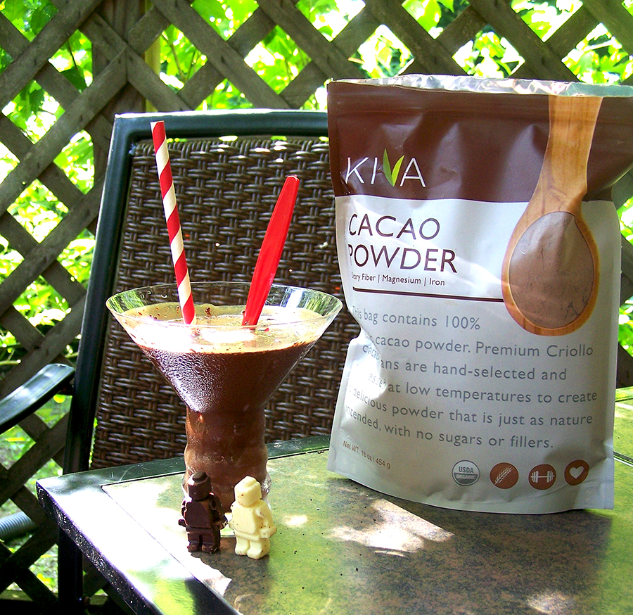 Kiva Organic Cacao Powder (Cocoa – Chocolate Powder) Review