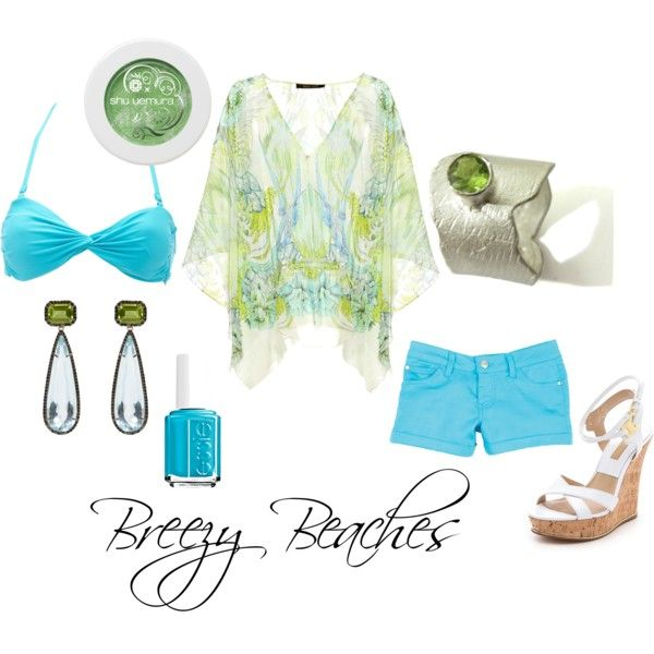 Breezy Beaches Summer Outfit